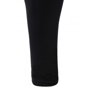 Stretched High Waisted Yoga Leggings -