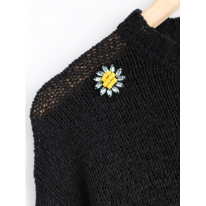 Jewelled Pullover Sweater -