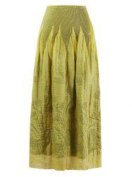 Print Layered Skirt -