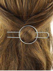Alloy Round Hair Accessory