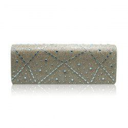 Blingbling Rhinestone Cover Evening Bag