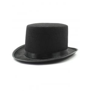 Turnup Brim Magic Felt Top Costume Hat
