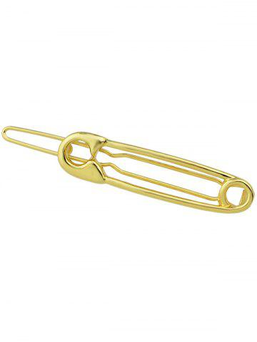 Alliage Pin Forme Hairpin Or