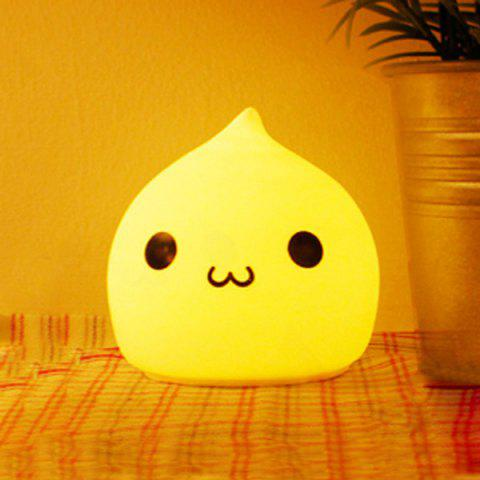 Shop Colorful LED Silica Gel Cartoon Ombre Night Light - COLORFUL  Mobile