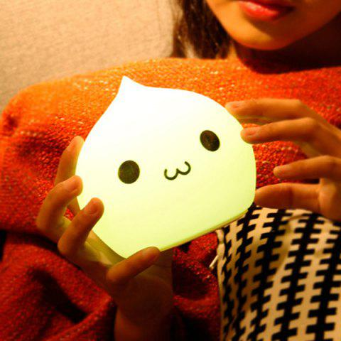 Online Colorful LED Silica Gel Cartoon Ombre Night Light - COLORFUL  Mobile