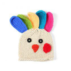 Newborn Baby Photography Knitted Chick Hat