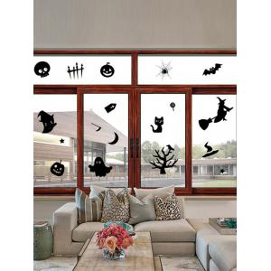 Halloween Series Removable Waterproof Room Vinyl Wall Sticker