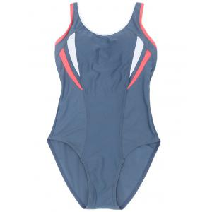 Active Hollow Out Open Back Swimwear -