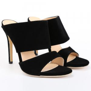 Sexy High Heels and Black Design Pumps For Women -