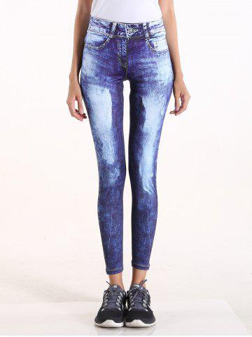 Shops Tie Dye High Waisted Pants