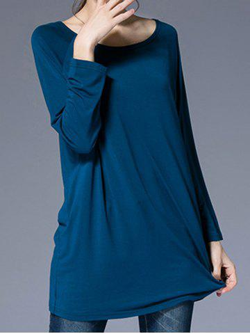 Shop Scoop Neck Loose-Fitting T-Shirt