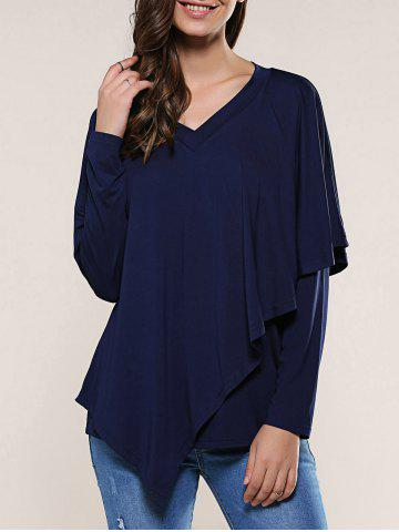 Affordable Overlay Blouse