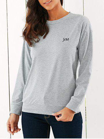 Latest Casual Printed Sports Sweatshirt