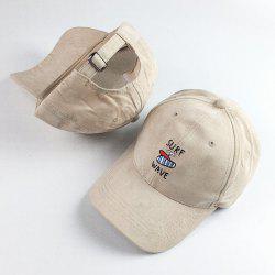 Hip Hop Artificial Suede Sunscreen Cap