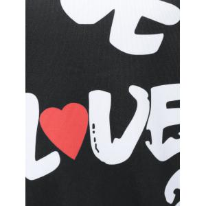 Love Letter Heart Sweatshirt -