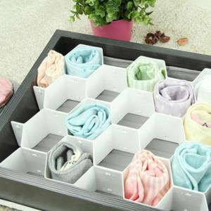 Practical Classify Socks Gadget Storage Box -