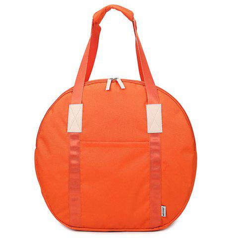 Latest Round Shape Canvas Tote Bag