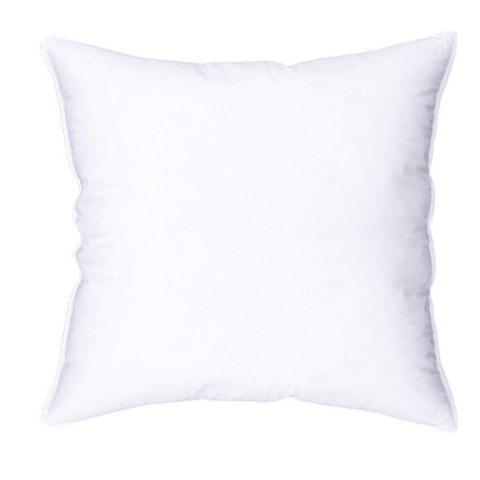 Chic High Quality 50*50CM Comfortable Cushion Filling Pillow Inset - WHITE  Mobile