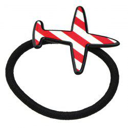 Airplane Shape Elastic Hair Band -
