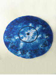 Round Beach Throw -