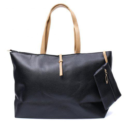 Latest Casual Color Matching and Small Wallet Design Women's Shoulder Bag