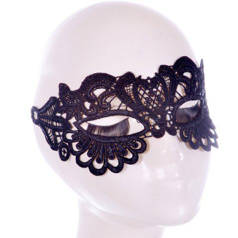 Store Faux Lace Hair Accessory Party Mask
