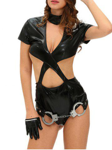 Hot Police Adult Halloween Costume