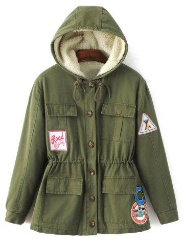 Affordable Parka Coat