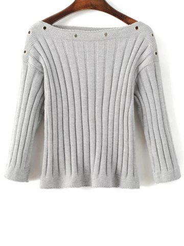 Sale Ribbed Jumper