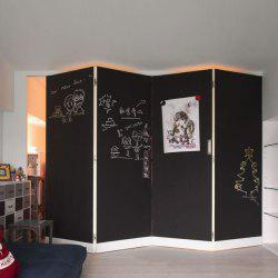 Removable Blackboard Wall Stickers - BLACK