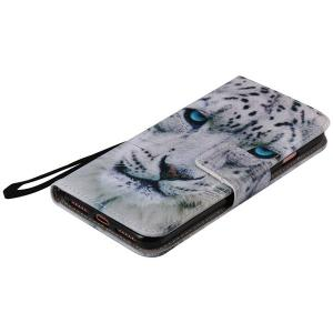 Wallet Design Leopard Pattern Phone Case For iPhone 7 -