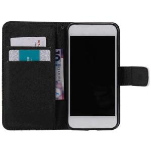 City Night Wallet Design Phone Case For iPhone 7 -