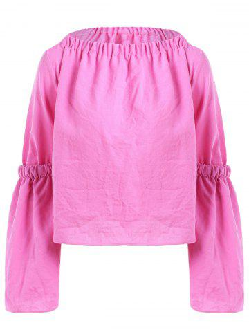 New Bell Long Sleeve Blouse
