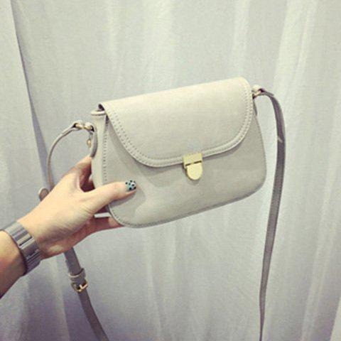 Sale Leather Flap Crossbody Bag