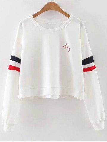 Fancy Crop Sweatshirt