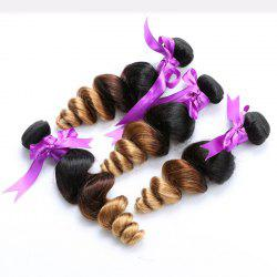 1 PCS Multi Color Loose Wave 6A Virgin Brazilian Hair Weaves -