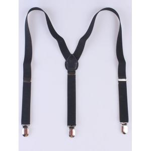 Casual Adjustable Elastic Suspenders