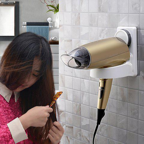 Shops Durable Removable Vacuum Strong Suction Cup Hair Dryer Holder