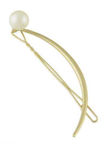 Best Faux Pearl Barrette