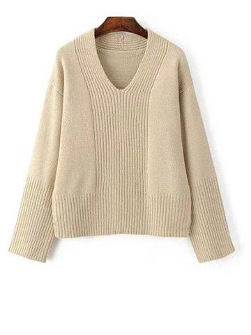 Unique Chunky Loose Sweater