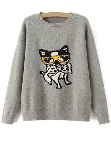 Latest Puppy Pullover Sweater