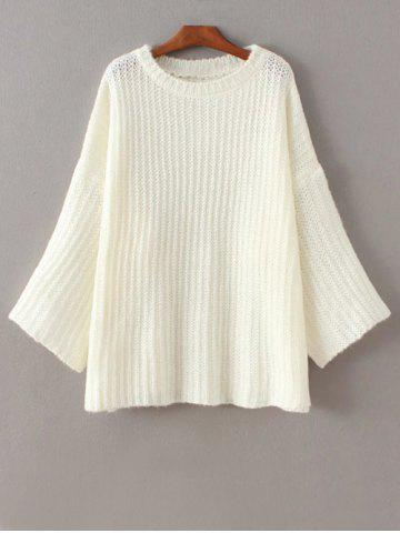 New Flare Sleeve Loose Sweater