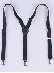 Casual Adjustable Elastic Suspenders -