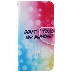 Wallet Design Mew Polka Dot Phone Case For iPhone 7 Plus -