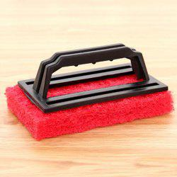 Kitchen Water Groove Cleaning Sponge Brush -