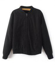 Mens Plain Black Bomber Jacket Cheap Shop Fashion Style With Free