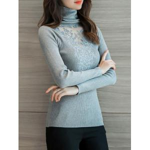 Turtleneck Slim Fit Sweater