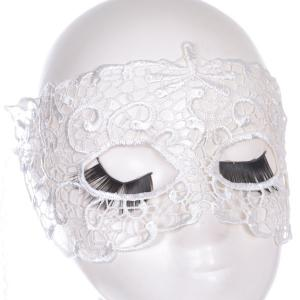 Gothic Style Hollow Out Lace Party Mask