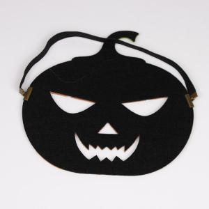 Masque Halloween Pumpkin Elastic Band Hair - Jaune