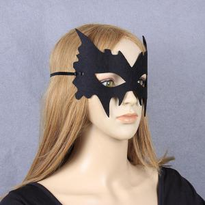 Vintage Specter Party Accessory Halloween Mask - BLACK